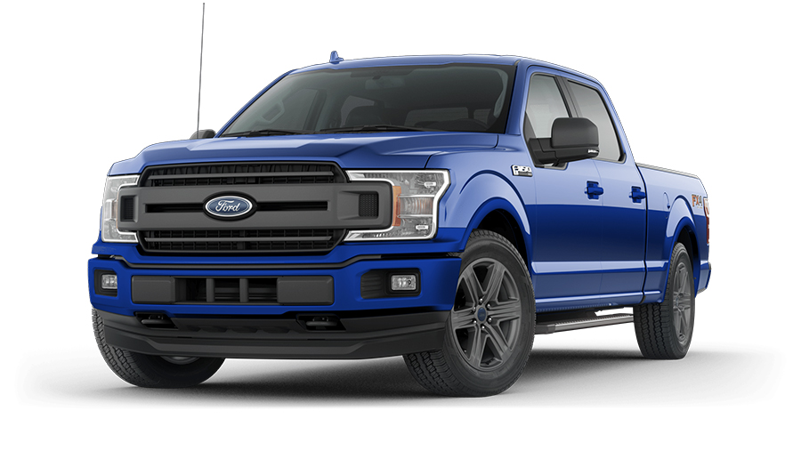 2018 F-150 XLT 4x4 SUPERCREW