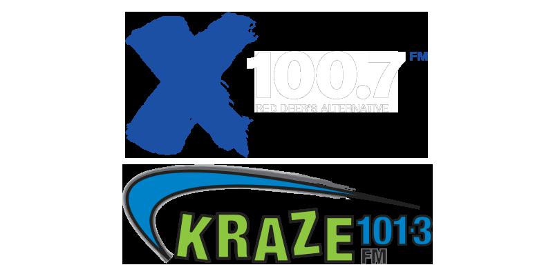Kraze FM + X 100.7 FM